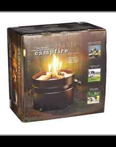 Portable campfire For sale or trade