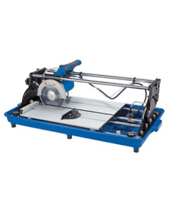 """7"""" Sliding Wet Saw - (Used to cut 40 lineal feet of soft stone)"""