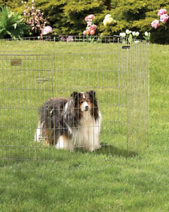 DOG EXERCISE PEN 24 X 36""