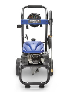 Simoniz 2700 PSI Gas Pressure Washer