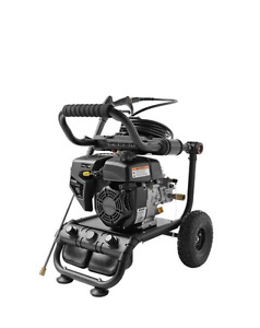 gas pressure washer like new 3000 psi with soap storage 6.7 hp
