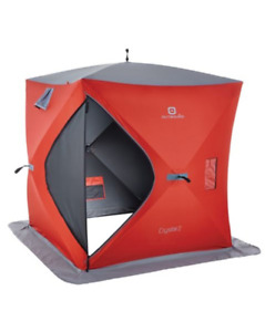 Outbound Crystal Ice Shelter, 2-person - for ICE FISHING