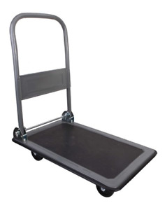 330lbs-Platform-Cart-Dolly-Folding-Foldable-Moving-Warehouse-Pus