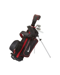 nike junior right hand golf clubs