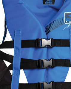 Deluxe PFD Life Vest - Like New