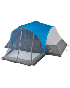 8-Person Dome Tent with Screen Porch