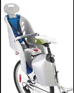 Schwinn Deluxe Bicycle Child Carriers seat