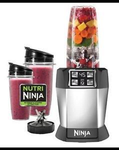 Ninja Nutri Auto iQ Blender