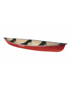 15ft WindRiver Fiberglass Canoe, LIKE NEW!!!