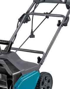 Yardworks 13A Electric Snowthrower, 20-in