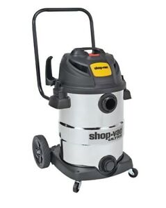 Shop-Vac Ultra Stainless Steel Wet/Dry Vac, 45.5-L - Brand New