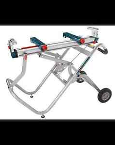 Bosch T4B miter saw stand - Support scie a onglet