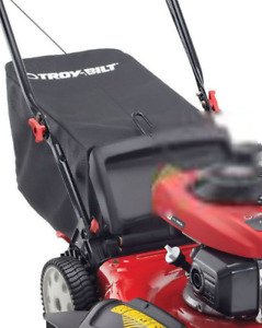 USED Troy-Bilt 160cc Gas Lawn Mower, 21-in