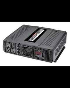 Brand New 3000 Watt power inverter and 2 heavy duty Batteries