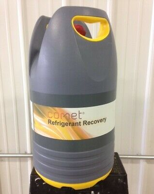 Comet Amtrol Refrigerant Recovery Cylinder Tank Model Rc50new Open Box