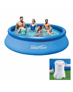 inflatable summer pool