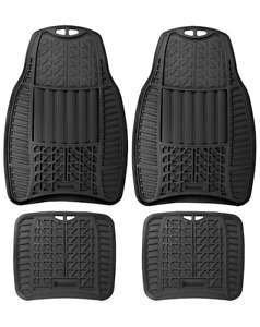 Michelin 4 pc All-Weather Floor Mat set - Beige color BRAND NEW