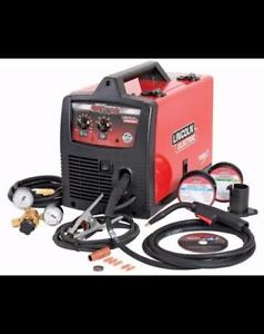 Lincoln Electric MIG Pak 180 Wire Feed Welder BRAND NEW   CALL 905-822-7000