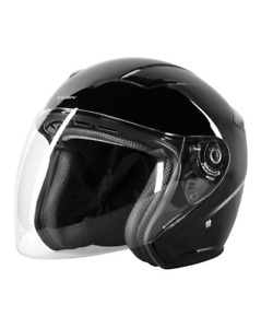 VCAN HALF-FACE MOTORCYCLE / SCOOTER HELMET-CASQUE MOTO