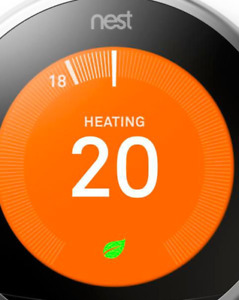 nest learning thermostat list    329.00 plus tax
