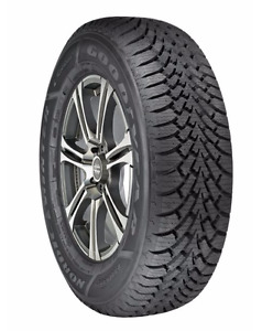 Goodyear Nordic Winter Tire - Set of 4 w/Steel Rims & Covers