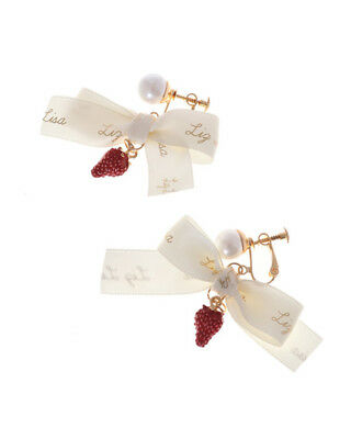 LIZ LISA - Berry Bouquet Earrings