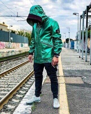 Stone Island Raso Gommato jacket 2015 size S