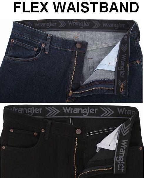 Wrangler Performance Series Regular Fit Comfort Flex Wais...