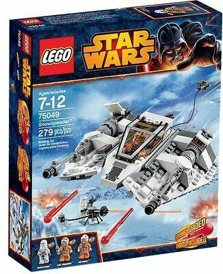 Lego 75049 Star Wars Snowspeeder, Retired, Brand new in sealed box