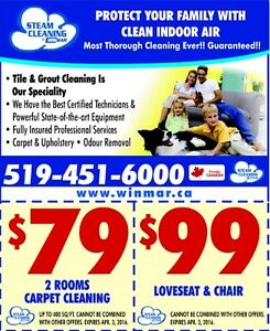 Tile and Grout Cleaning - Steam Cleaning By Winmar, London, London Ontario image 3