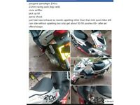 Speedfight 100cc swap or sale, fresh top end engine rebuild new exhaust new throttle cable