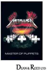 Metallica Master Of Puppets - Maxi Poster - 61cm x 91.5cm (M0003)