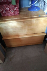 Student  Furniture-2 End Tables, 2 Dressers, & a TV Stand