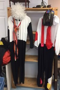 Halloween Adult and Children Costumes