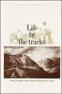 LIFE BY THE TRACKS: When passenger trains steamed through the No