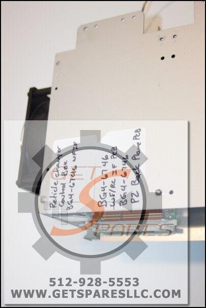 Bg4-6746 /reticle Changer Control Box, Wf/rc If Pcb, P2 Back Plane Pcb/ Canon