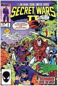 Marvel's Secret Wars II Vol 1 5
