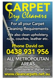 CARPETS CLEANERS Connolly Joondalup Area Preview