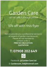 GARDEN CARE SERVICES MANCHESTER CHESHIRE GRASS CUTTING HEDGE TRIMMING FENCING JET WASHING RETURFING