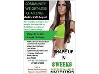 Community Weight Loss Challenge (8-Weeks)