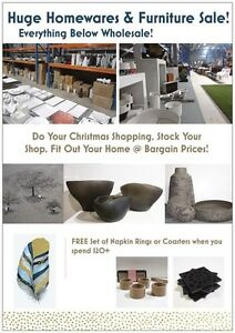 MASSIVE HOMEWARES & FURNITURE SALE! EVERYTHING BELOW WHOLESALE! Beaconsfield Upper Cardinia Area Preview