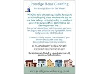 Prestige Home Cleaning-Domestic & Commercial Cleaning
