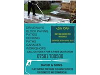 PROFESSIONAL PRESSURE CLEANING SERVICES
