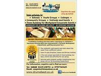 Samba Drumming Workshops with Drumabeat