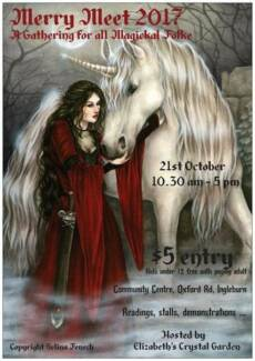 """""""A Merry Meet"""" - A Gathering For All Magickal Fole"""