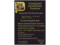 shop leaflet