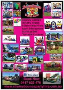 Xtreme Bounce Party Hire Rockingham Rockingham Area Preview