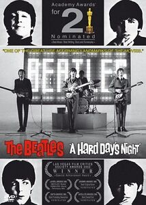 THE BEATLES A HARD DAYS NIGHT DVD BRAND NEW&SEALED