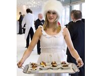 Part-Time Waitering & Bar Work at Exciting London Events