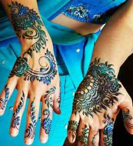Henna/Mehndi For Chaand Raat and Eid Kitchener / Waterloo Kitchener Area image 4